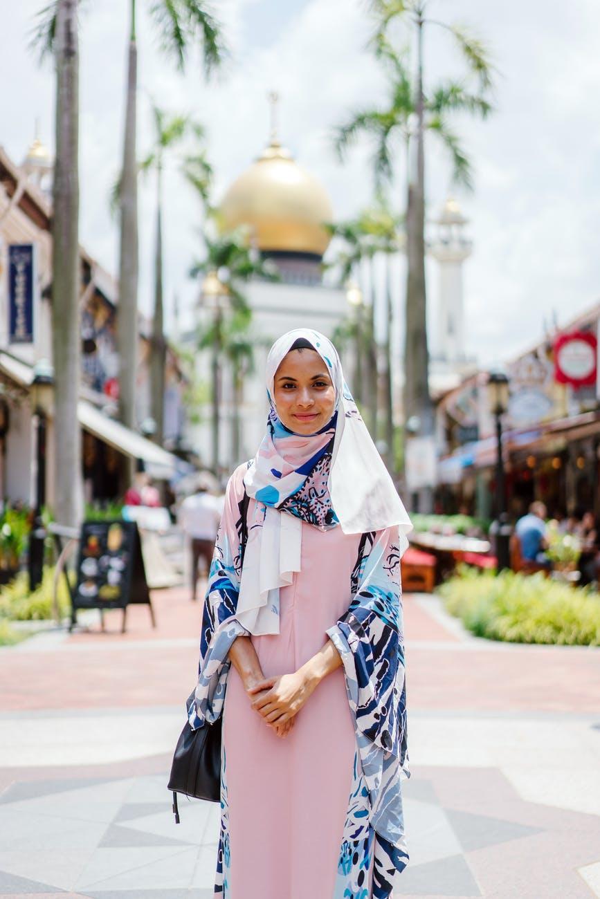 Muslims kvinde